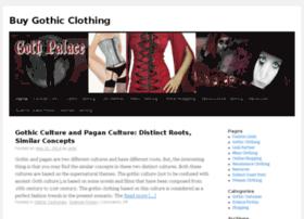 Thegothicclothing.co.uk thumbnail