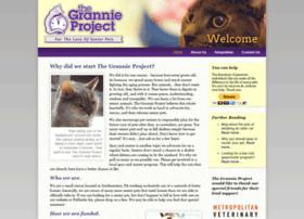 Thegrannieproject.org thumbnail