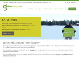 Thegreenestworkforce.ca thumbnail