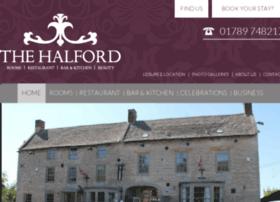 Thehalford.co.uk thumbnail