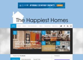 Thehappiesthomes.co.uk thumbnail