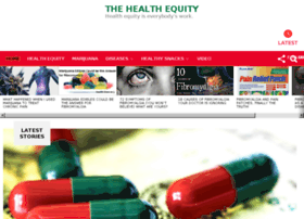 Thehealthequity.com thumbnail