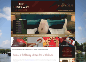 Thehideawayatwindermere.co.uk thumbnail