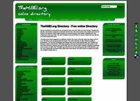 Thehillel.org thumbnail