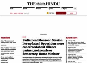Thehindu.com thumbnail