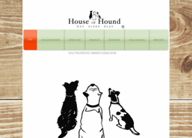 Thehouseofhound.co.uk thumbnail
