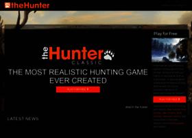 Thehunter.com thumbnail