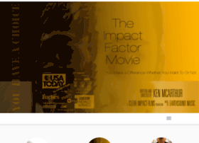 Theimpactfactor.com thumbnail