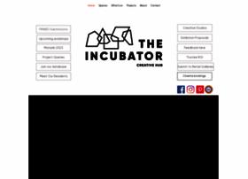 Theincubator.co.nz thumbnail