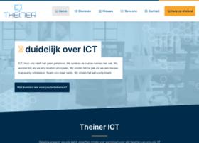 Theiner.nl thumbnail