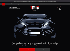 Theinngarage-gorebridge.co.uk thumbnail