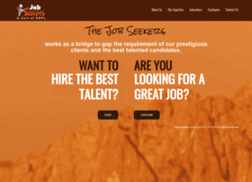 Thejobseekers.co.in thumbnail