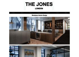 Thejones.london thumbnail