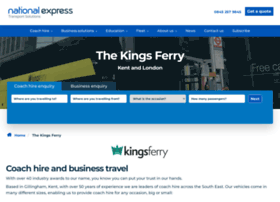 Thekingsferry.co.uk thumbnail