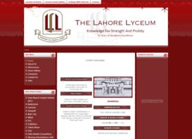 Thelahorelyceum.edu.pk thumbnail