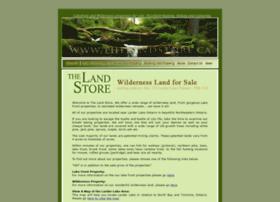 Thelandstore.ca thumbnail