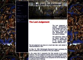 Thelastjudgement.org thumbnail