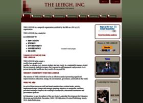 Theleeegh.org thumbnail