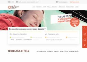 Thelem-assurances.fr thumbnail