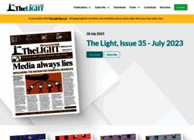Thelightpaper.co.uk thumbnail