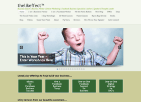 Thelikeffect.com thumbnail