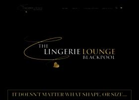Thelingerielounge.co.uk thumbnail