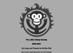 Thelittlechimpsociety.com thumbnail