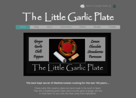 Thelittlegarlicplate.co.uk thumbnail