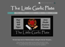 Thelittlegarlicplate.co.uk thumbnail
