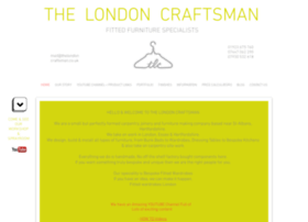 Thelondoncraftsman.co.uk thumbnail