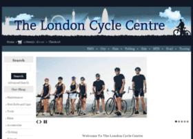 Thelondoncyclecentre.co.uk thumbnail