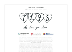 Theloveyoushare.org thumbnail