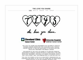 Theloveyoushare.org thumbnail