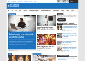 Themanatee.net thumbnail