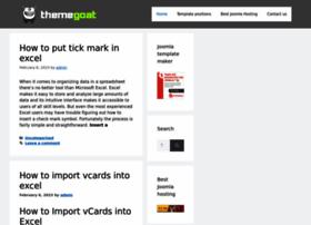 Themegoat.com thumbnail