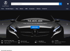 Themercman.co.za thumbnail