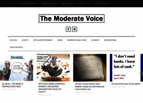 Themoderatevoice.com thumbnail