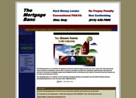 Themortgagebanccorp.com thumbnail