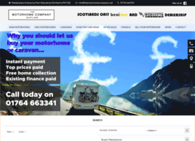 Themotorhomecompany.co.uk thumbnail
