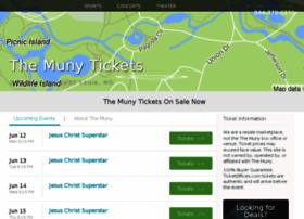 Themuny.ticketoffices.com thumbnail