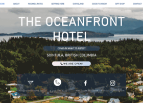 Theoceanfronthotel.ca thumbnail