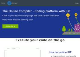 At Wi The Online Compiler