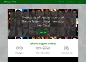 Theory-tester.com thumbnail
