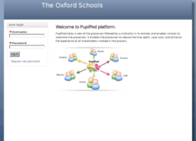 Theoxfordschools.pupilpod.in thumbnail