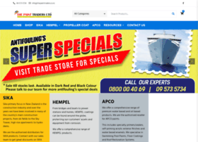 Thepainttraders.co.nz thumbnail