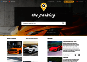 Theparking.ca thumbnail