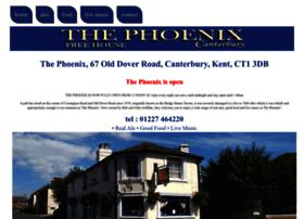 Thephoenix-canterbury.co.uk thumbnail