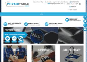 Thephysiotable.co.uk thumbnail
