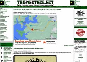 Thepinetree.net thumbnail