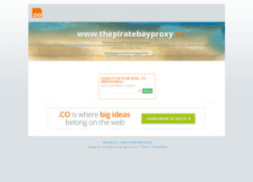 Thepiratebayproxy.co thumbnail